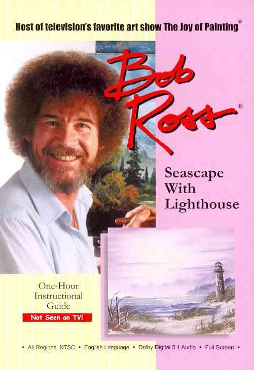 BOB ROSS:SEASCAPE/LIGHTS BY ROSS,BOB (DVD)