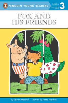 Fox and His Friends By Marshall, Edward/ Marshall, James (ILT)